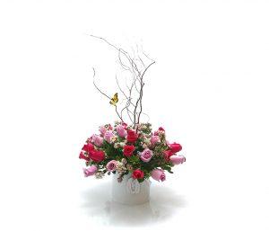 arreglo floral - si otra vez