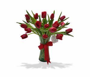 Bouquet de llegale con flores